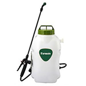 Batteries sprayer