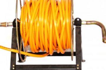 גלגלת ריסוס כולל צינור 50 מ'